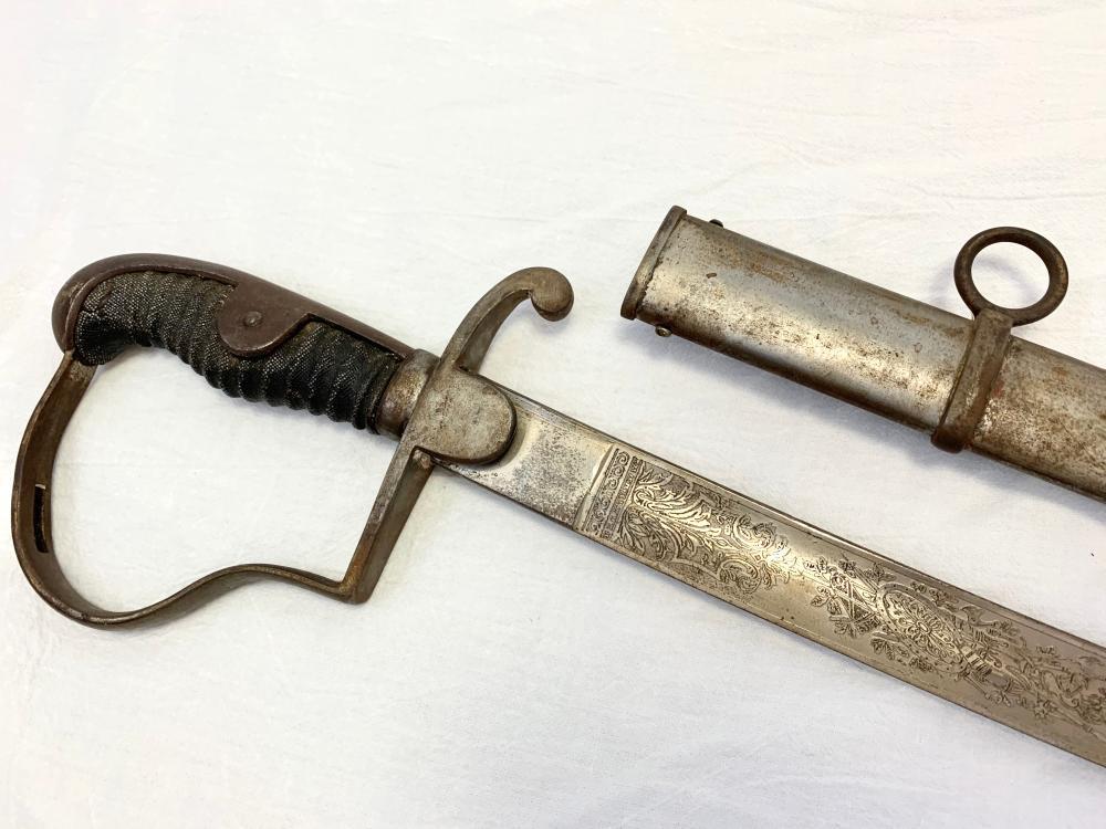 German Type Officers Sword