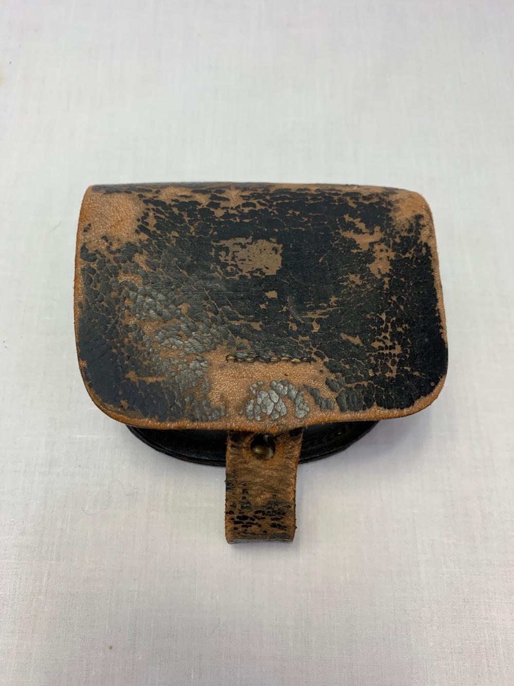 Civil War Cap Box