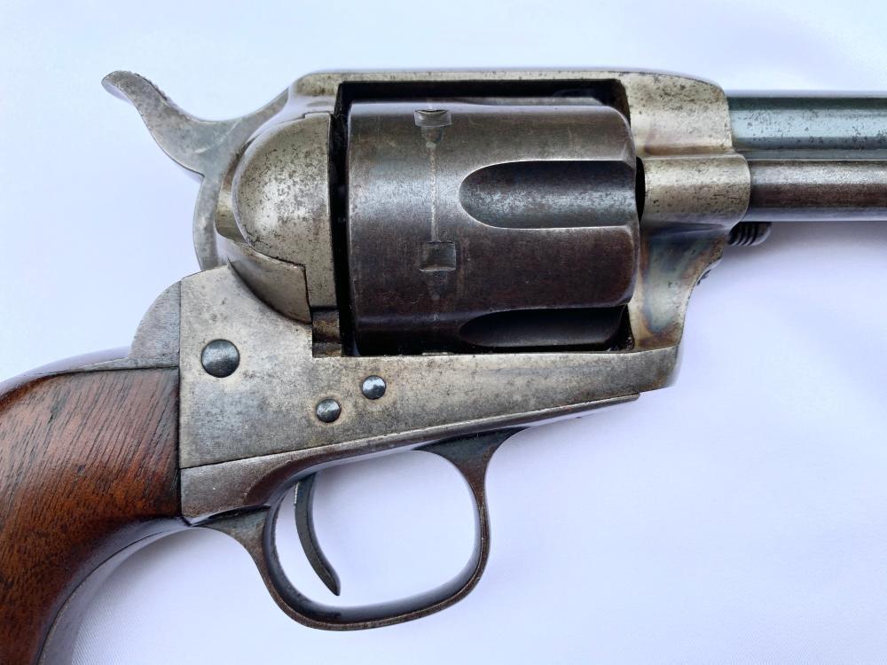 Colt SAA Artillery Revolver