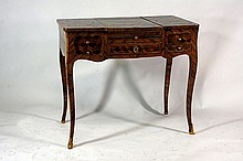 Baroque lady's dressing table