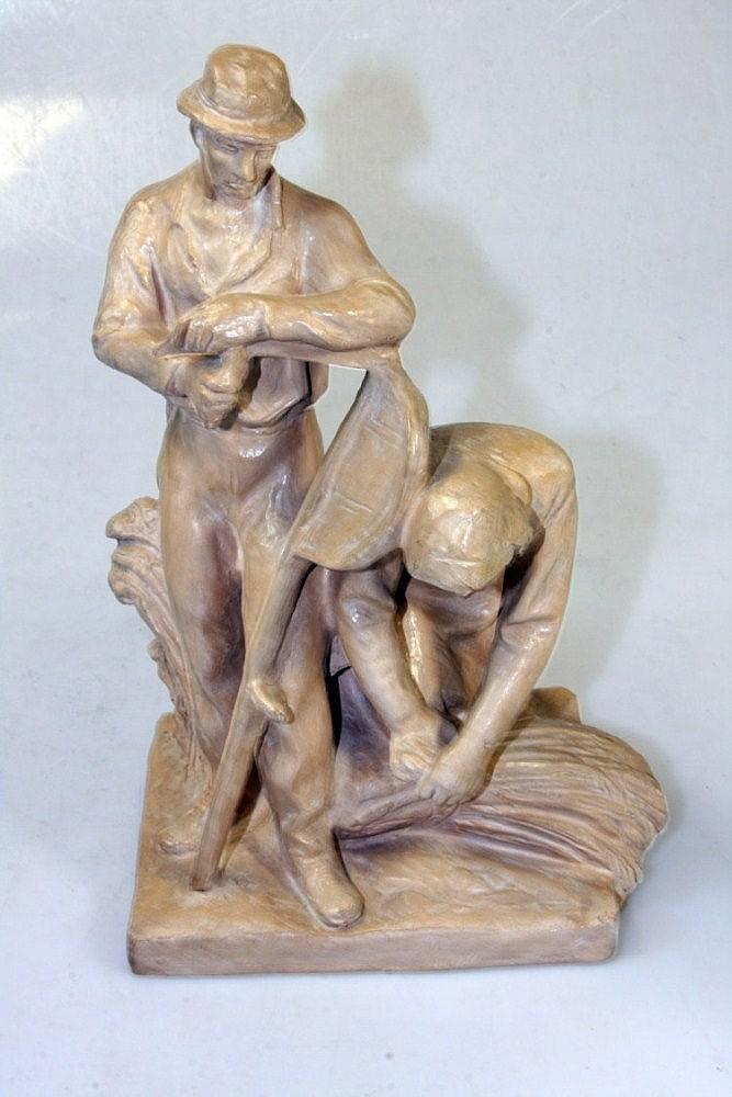 Sculpture, B. Benda