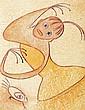 Max Ernst 1891 Brühl - 1976 Paris - aus: Hommage à