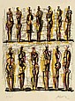 Henry Moore 1898 Castleford - 1986 Much Hadham -