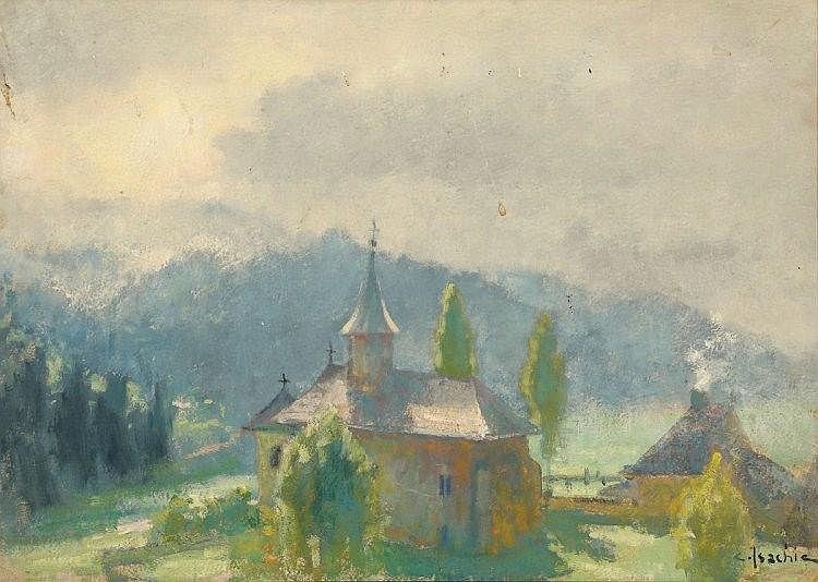 Constantin Isachie Popescu 1888 - 1967 - Kirche