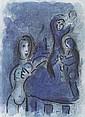 Marc Chagall 1887 Witebsk - 1985 St. Paul de ...