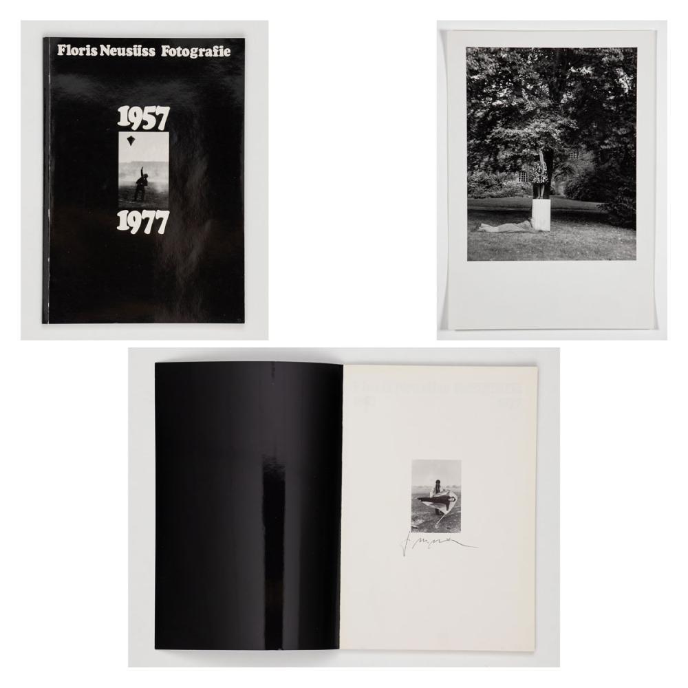 """Floris Michael Neusüss. Traumbild & """"Fotografie 1957-1977"""""""
