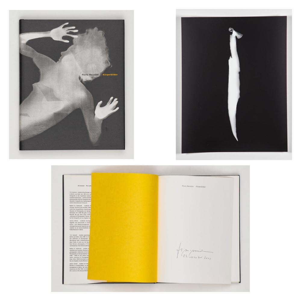 "Floris Michael Neusüss. Fotogramm & ""Körperbilder"""