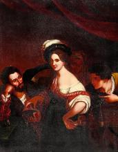 Xavier Sigalon. 1787 Uzès - 1837 Rom - Die ju...