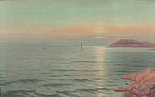 Sven Linderoth. 1859 - 1934 - Küste mit S...