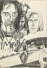 Pit Morell. 1939 Kassel - lebt und arbeit...