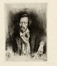 Moritz Coschell 1873 Wien - 1943 Wien - Bildn...
