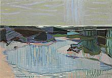 Fritz Kronenberg 1901 Köln - 1960 Hamburg - S...