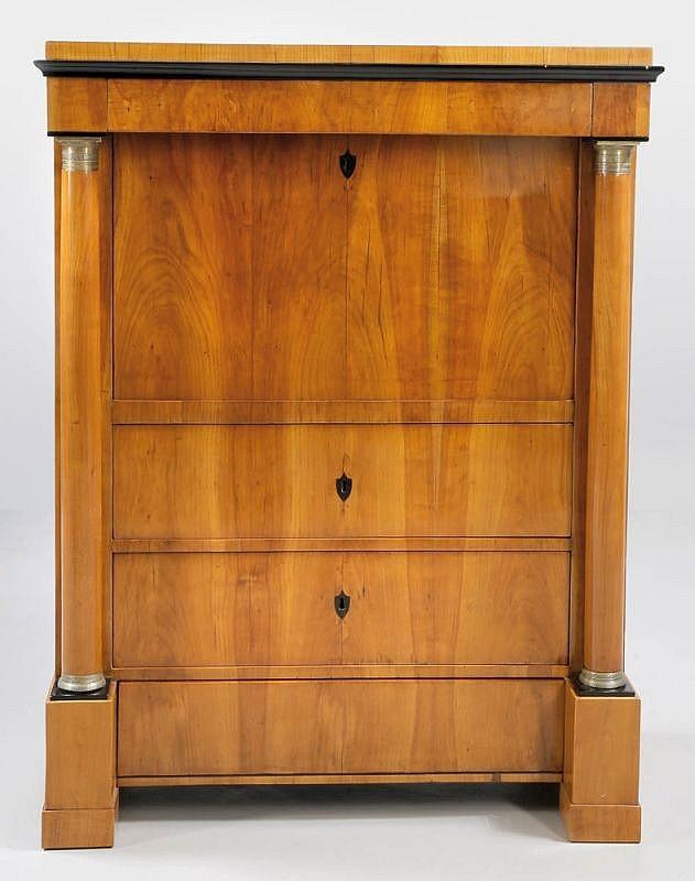 biedermeier sekret r. Black Bedroom Furniture Sets. Home Design Ideas