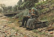 Peder Mönsted (Peder Mørk Mønsted) 1859