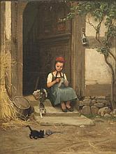 Caroline Dahlan Künstlerin des 19.