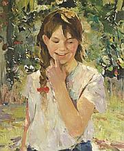 Künstler des 20. Jahrhunderts - Mädchen im