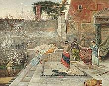 Otto Rudolf Hessler 1858 Leipzig - um 1923 -