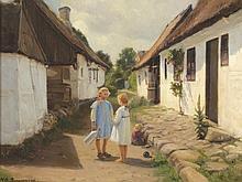 Hans Andersen Brendekilde 1857 Funen - 1942