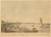 Johann Ziegler um 1750 - 1812 Wien - 'Ansicht...