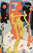 Max Ackermann 1887 Berlin - 1975 Unterlengenh...