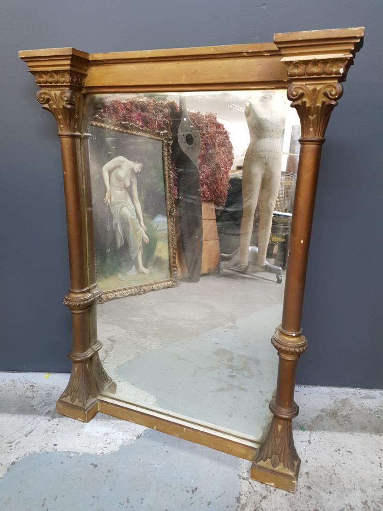 19th Century Pier Mirror