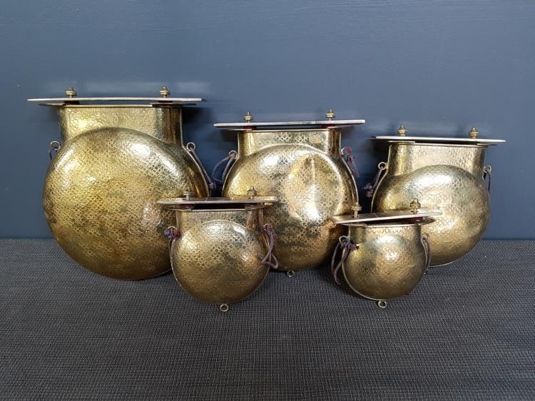 Plant and Perry Edwardian Brass Glockenspiel