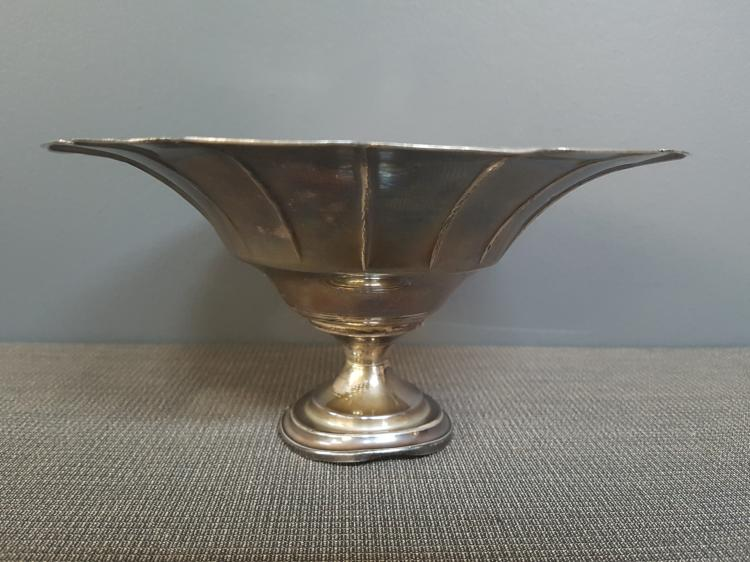 Sterling Silver Mexican Compote