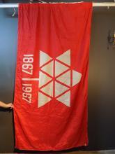 World's Fair Expo 67 Flag