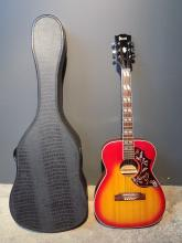 Vintage Ibanez Acoustic Guitar