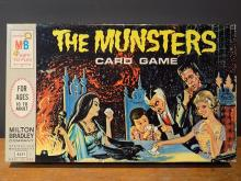 Vintage 1964 The Munsters Card Game