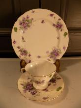 3-pc Hammersley  and Co. China