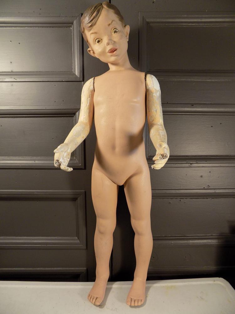 1950s Child Mannequin