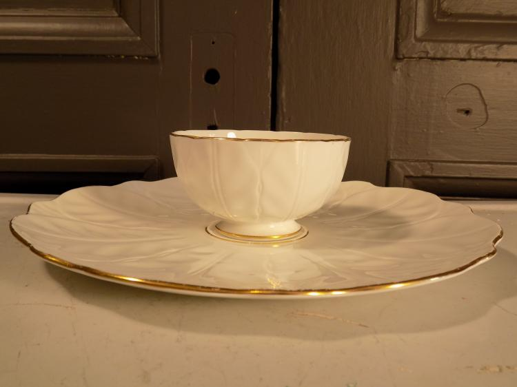 Aynsley Bone China Serving Platter