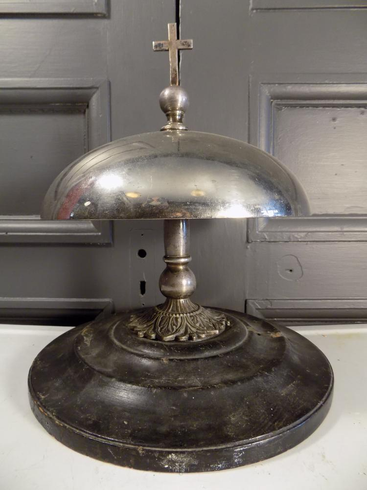 Large Mounted Religious Service Bell