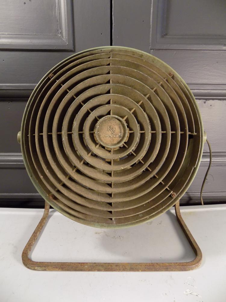 Hunter Industrial Fan