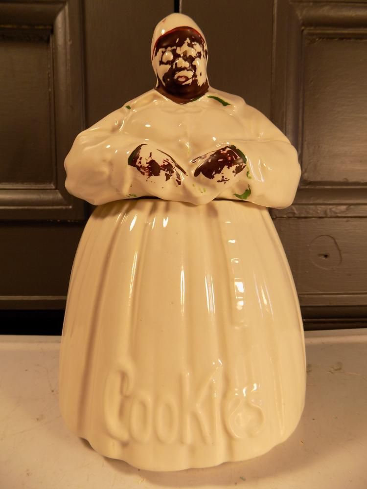 Aunt Jemima McCoy Cookie Jar
