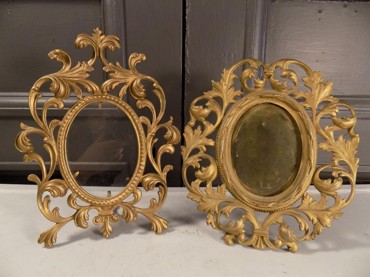 Two Roccoco Frames