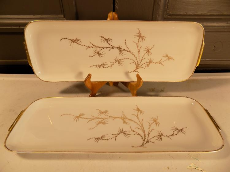 Pair of Rosenthal Serving Trays
