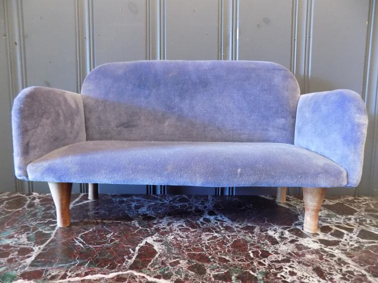 Mid-Century Salesman's Sample Sofa