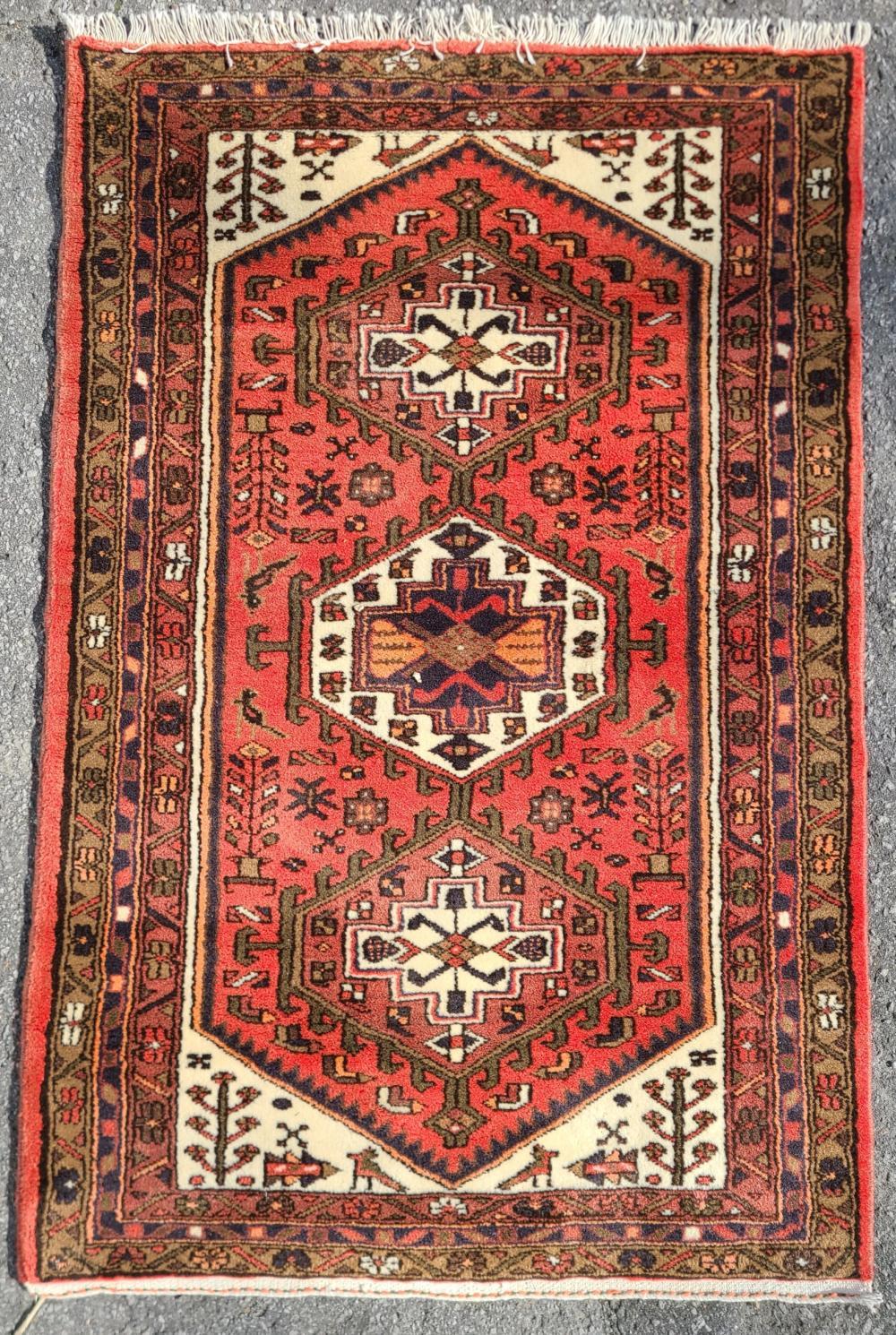 Middle Eastern Tribal Yalameh Rug