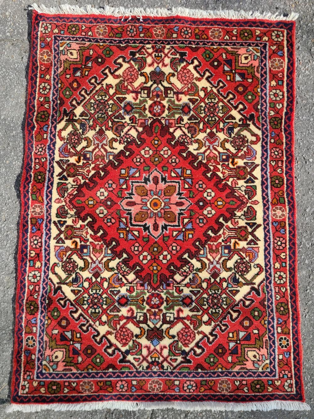 Middle Eastern Ardabil Rug