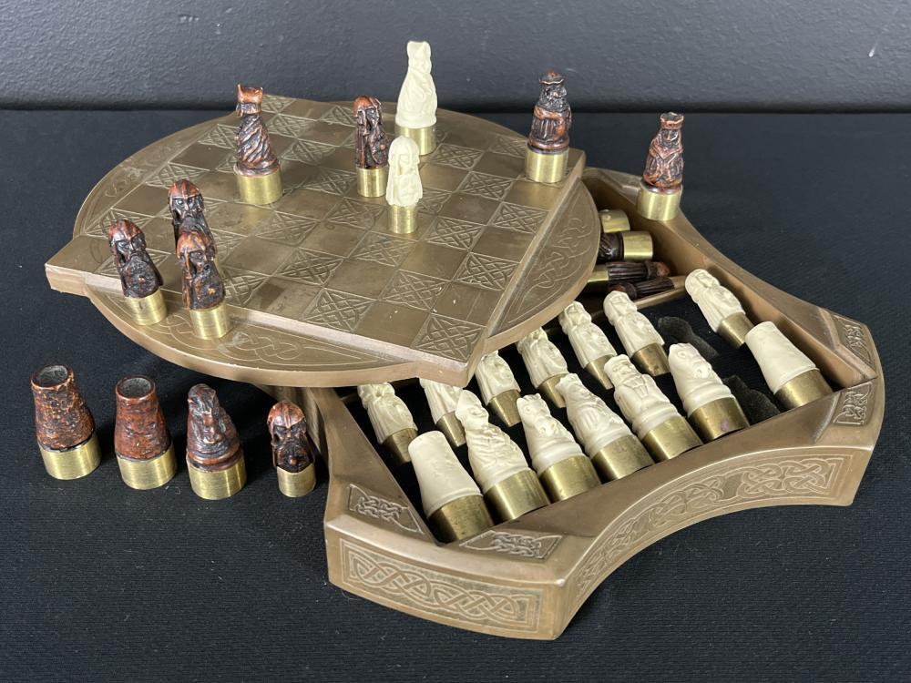Celtic Brass Box Game