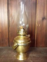 English Brass Ship's Lantern