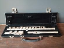 Elkhart Silverhead E.L. DeFord Flute Traversiere