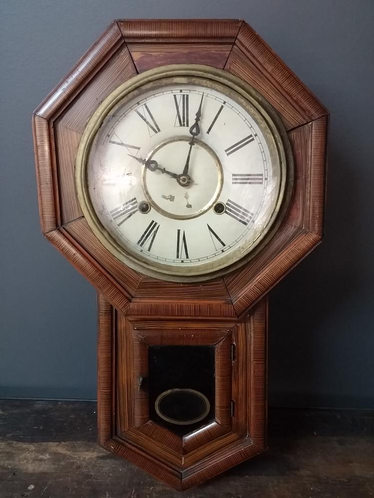 Antique Seikosha Wall Clock
