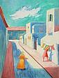 Yehuda Wallersteiner (Israeli, 1915-2004), Yehuda Wallersteiner, Click for value