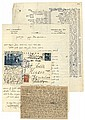 Historical Archive of Unknown Letters and Documents - Concerning Rescue from the Holocaust