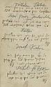 Sod Hashem - Vienna, 1837 / Handwritten Circumcision Record-Book - Austria