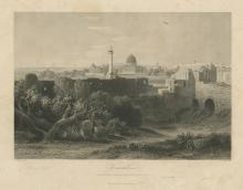 Large Collection of Prints - Palestine and the Near East