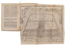 Bible Accompanied by Illustrations and Maps - Lyon, 1568 - Woodcuts